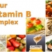 Vitamins B Complex Work on Skin and Hair