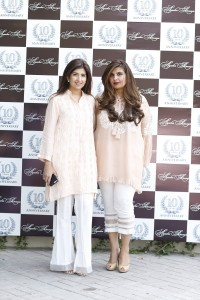 Amina Rehman & Marium Ellahi Atif of The Loft Interiors