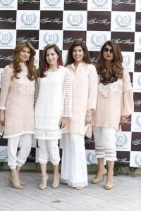 Ayesha Sohail, Somaya Adnan, Amina Rehman, Marium Ellahi Atif