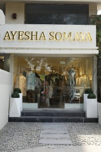 Ayesha Somaya Lahore Store designed by The Loft Interiors (2)