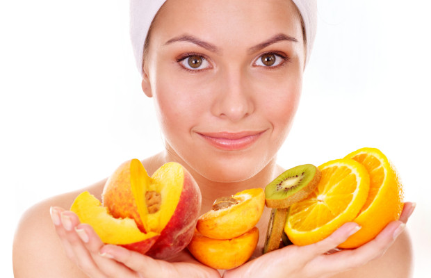 Natural Liquid Vitamins for Skin Care