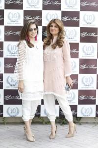 Somaya Adnan & Ayesha Sohail of Ayesha Somaya