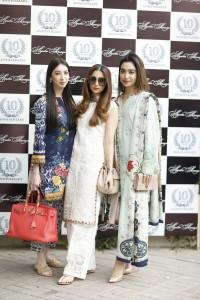 Zainab Soofi, Daneese Ali, Neha Puri