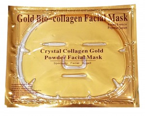 Gold Bio Collagen Facial Mask 3