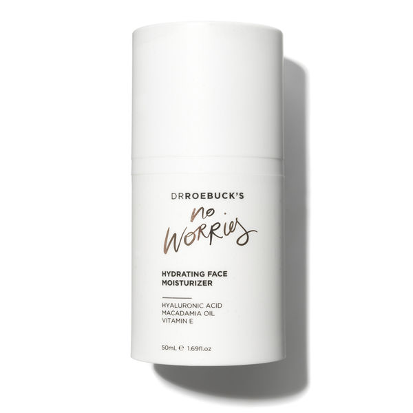 No Worries Hydrating Face Moisturizer