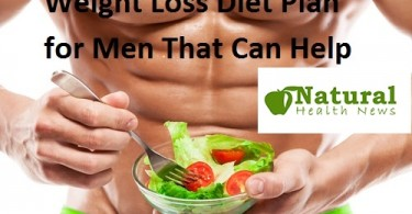 Weight Loss Diet Plan for Men