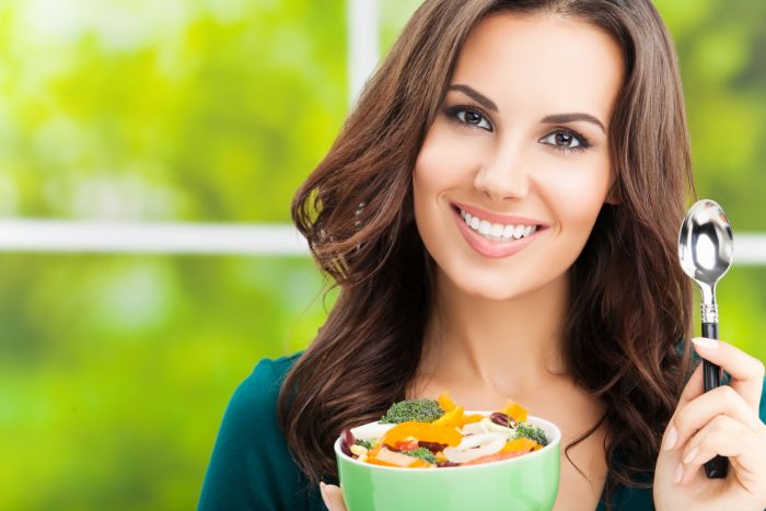 Healthy Food for Healthy Hair Diet Plan Prevent Hair Loss