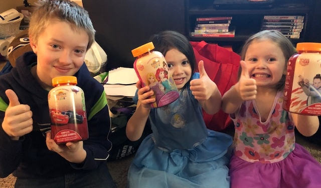 Natural Vitamins for Kids Skin and Hair HealthThat are Found in Food