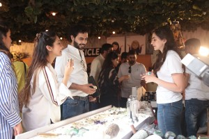 Popsicle Pop Up Exhibition where art,fashion and lifestyle brands came together (16)