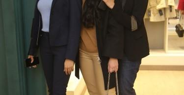Bushra Haider, Naheen Khar, Areesha Chaudhry