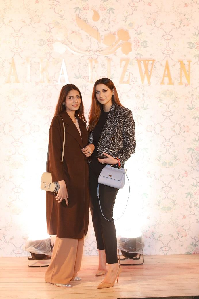 Salama Hasan, Zahra Malik