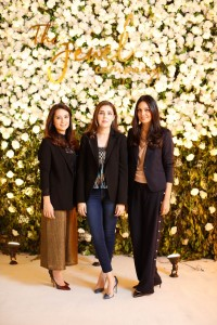 Shakira Usman, Zahra Qizilbash, Saira Faisal (1)