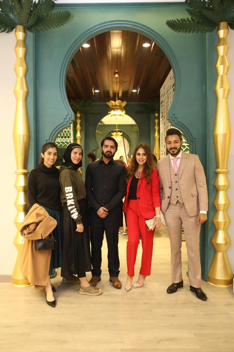 Zahra Sarfraz, Shazia Rehman, Rai Saad, Saira Rizwan, Amjad Bhatti