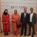 Javeriya Mazhar Abbasi, Dr Firdous Ashiq Awan, Baker Atyani & Tarek Mishkhas