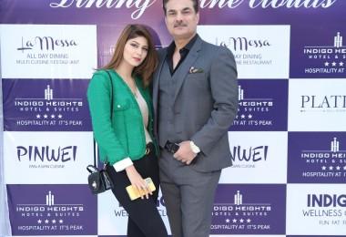 Misha Nadeem, Nadeem Mirza