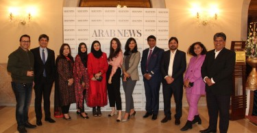 Team Arab News Pakistan