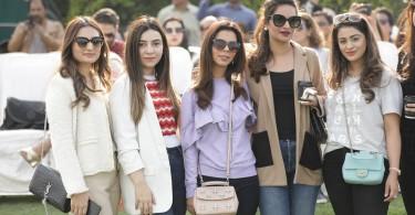 Sofia Khan, Alina Faizan, Shireen Rehman, Sadaf Fawad Khan, Mahrukh Manan