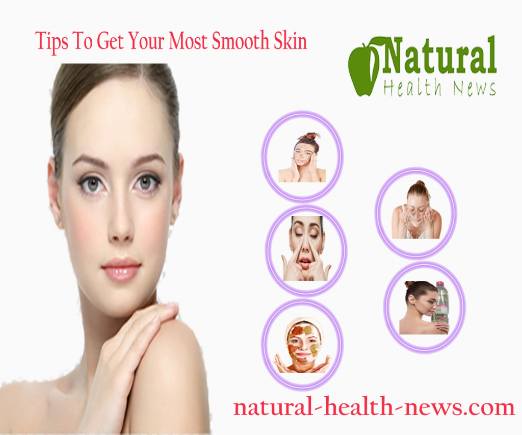 Natural Skin and Beauty Tips