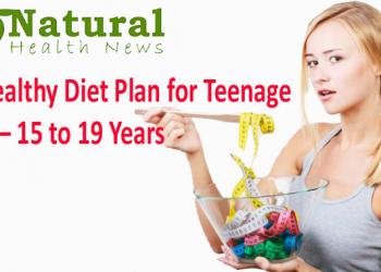 Diet Plan for Teenage Girl