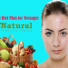 Acne Diet Plan for Teenager