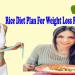 rice diet plan for weight loss