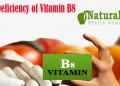 deficiency of vitamin b8